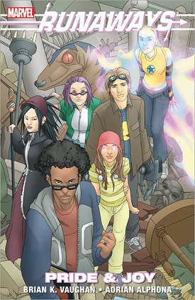 Runaways Vol. 1: Pride & Joy preview image