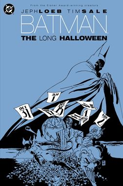 Batman: The Long Halloween preview image