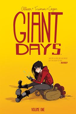 Giant Days Vol. 1 preview image
