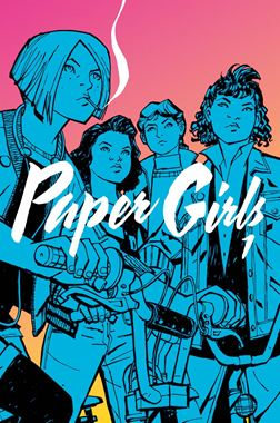 Paper Girls Vol. 1 preview image