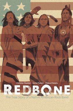 Redbone: The True Story of a Native American Rock Band preview image