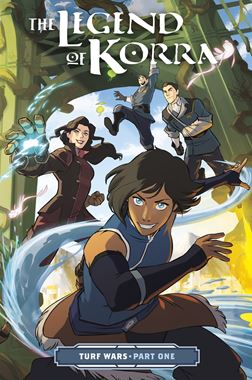 The Legend of Korra: Turf Wars - Part One preview image