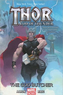 Thor: God Of Thunder Vol. 1: The God Butcher preview image