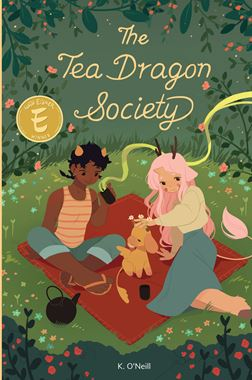 The Tea Dragon Society preview image